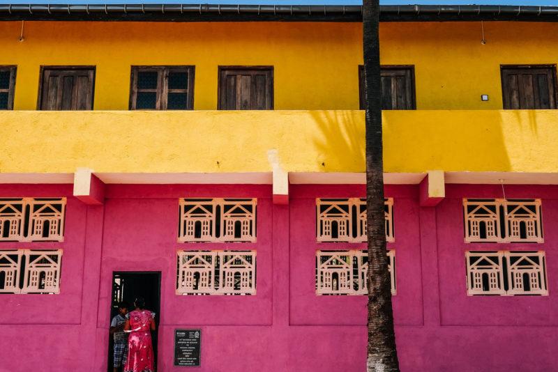 Office study trip to Srilanka