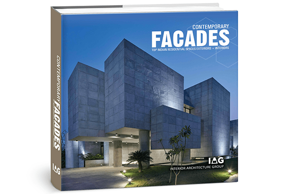 """""""House of Muted"""" is published in """"CONTEMPORARY FACADES"""""""