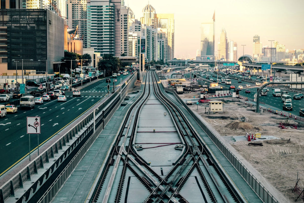 Office study trip to Dubai
