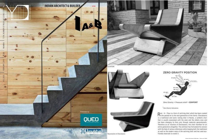 HT wins featured in I A & B magazine Feb issue