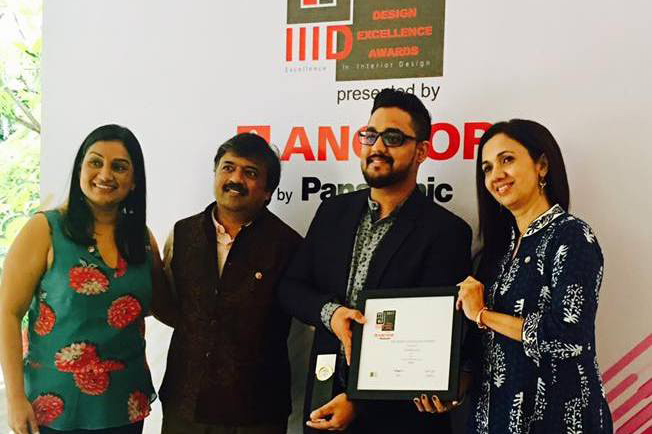 Winning IIID Design Excellence Awards