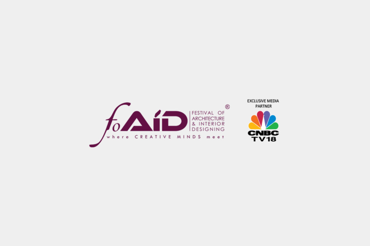 Shortlisted for Finale at FOAID India _ Award 2017