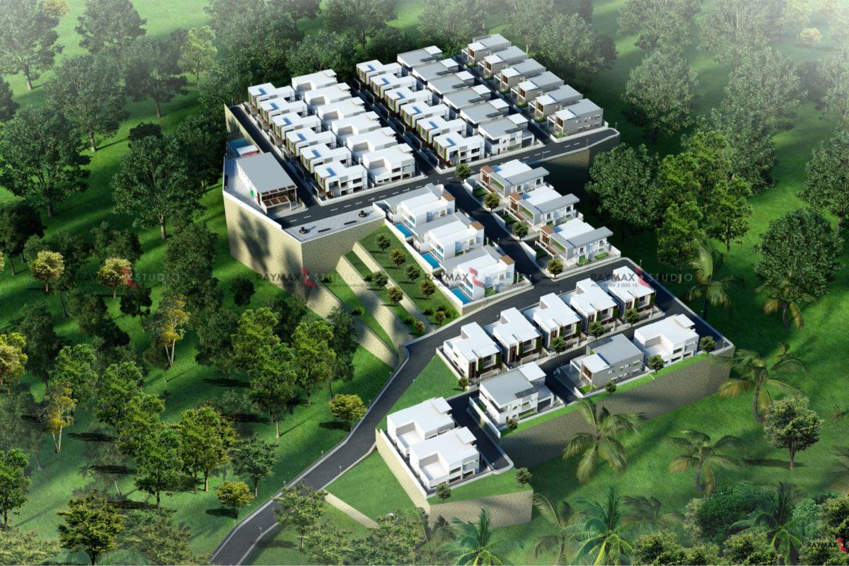 HT reveals master plan for Greenham villa