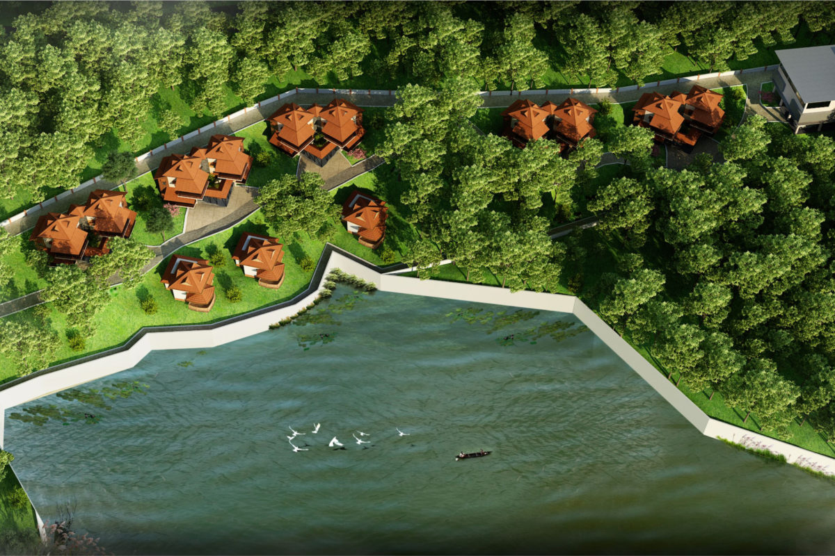 HT reveals design for Serenity resorts
