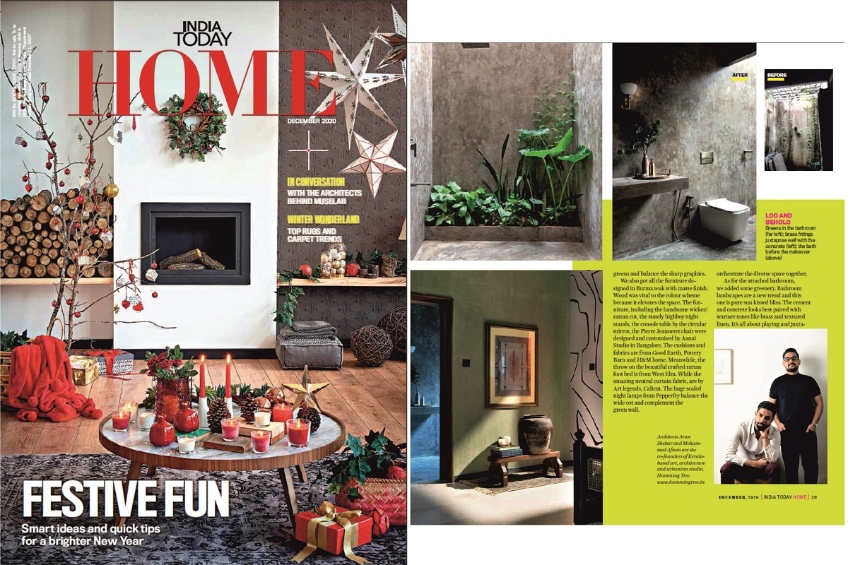 The Bedroom edit, featured on INDIA TODAY HOME
